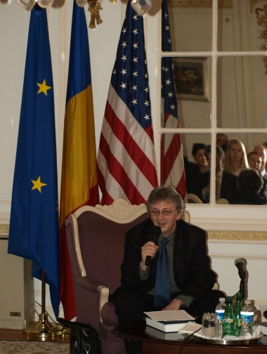 Ambasada Romaniei in SUA, februarie 2008