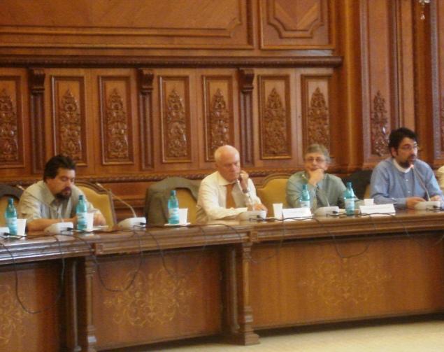 Conferinta Naufragiul utopiei, Bucuresti