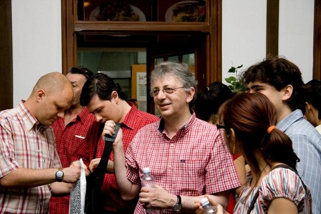 Iunie 2009, Bucuresti